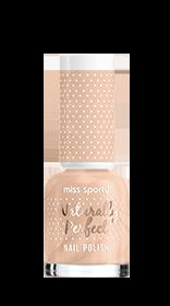 Nail Polish Naturally Perfect Peachy Cream 09